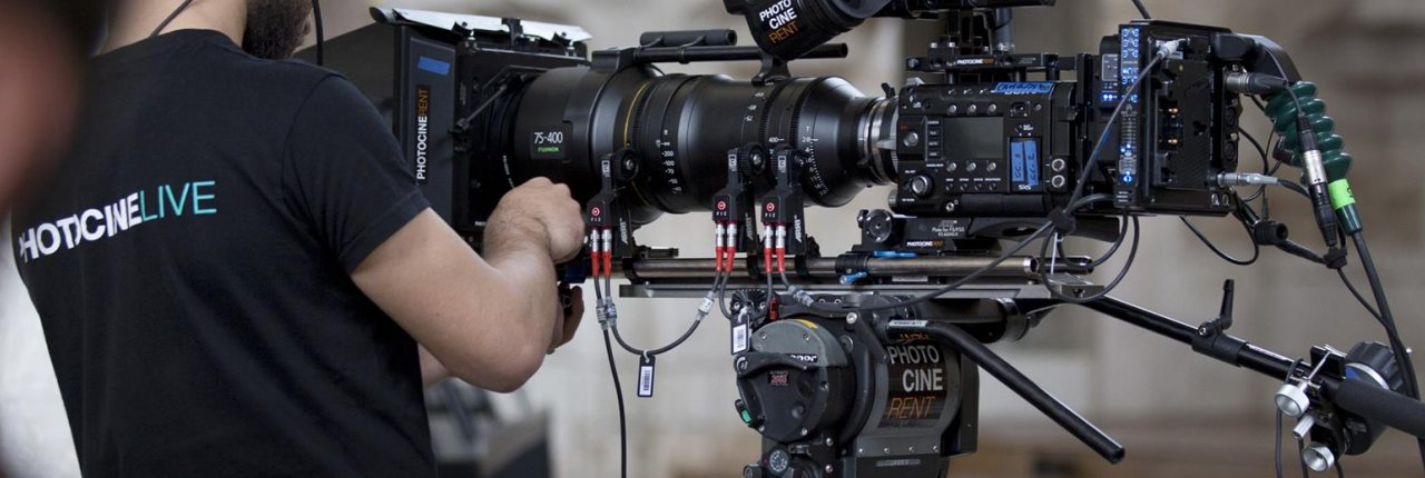 Turnkey Solutions for all your film production.